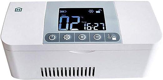 LETU Refrigerador Médico Portátil para Automóvil/Refrigerador De ...