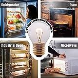 Oven Light Bulbs – 40 Watt Appliance Replacement