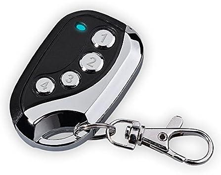 /Mando a distancia universal con copiador az Remote 433,92/mhz puerta garaje alarma luz Shop Story/