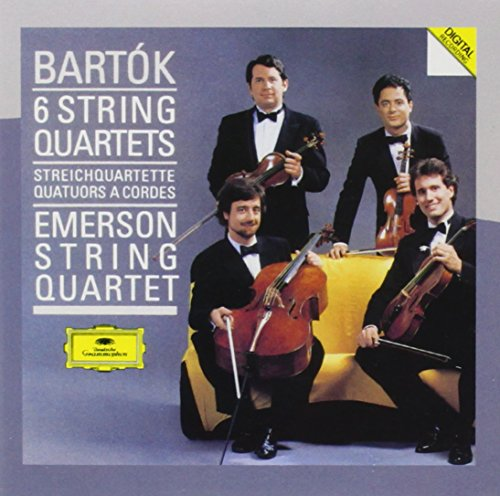 Bartok: The 6 String Quartets (2 CD)