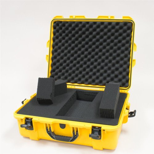 Nanuk 945 Waterproof Hard Case with Foam Insert - Yellow