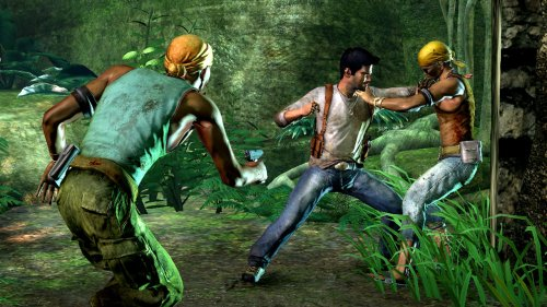 Amazon Com Uncharted Drake S Fortune Playstation 3 Artist Not