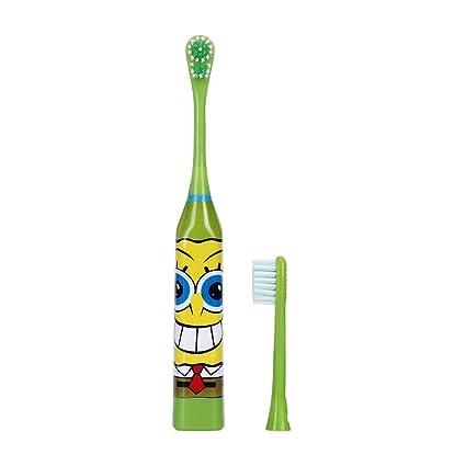 Cabezales de cepillo de dientes eléctrico para niños con patrón de dibujos animados, doble cara
