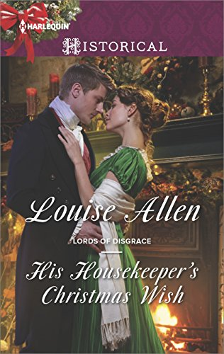 His Housekeeper's Christmas Wish (Lords of (Wish Keeper)
