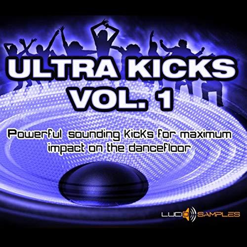 Amazon com: Ultra Kicks Vol  1 - Power Kick Samples for Club Tracks