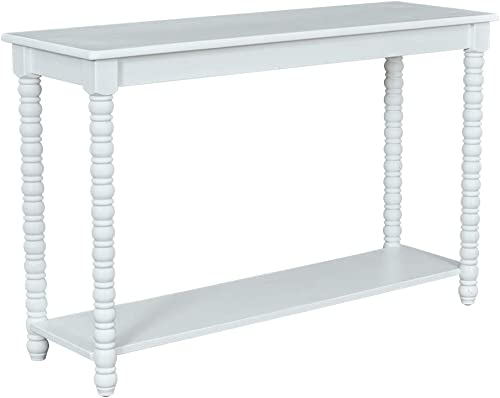 Amazon Brand Ravenna Home Traditional Solid Pine End Table