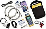 Fluke Networks CIQ-KRQ CableIQ Network Cable Tester.  Residential Qualifier Kit