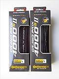2本セット Continental(コンチネンタル) GRAND PRIX 4000 S II グランプリ4000S2 700×23C(622)【並行輸入品】 (ブラック)