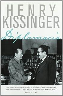 DIPLOMACIA par Kissinger