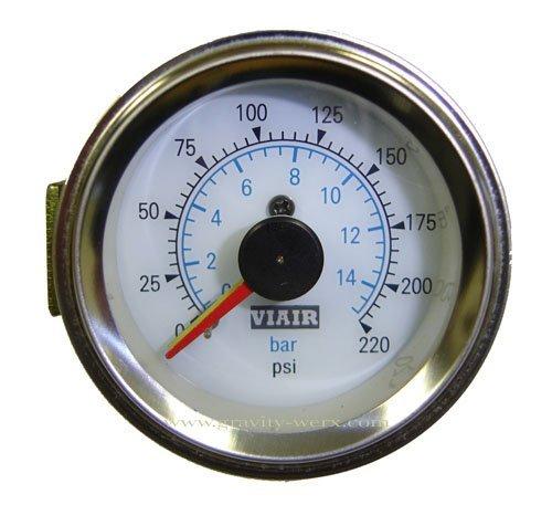 VIAIR 90081 Dual Needle Gauge
