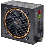 be quiet! Pure Power L8 CM 530W - Fuente de alimentación (530 W, 580 W, 100 a 240 V, 120 mm, 1455 RPM, Activo)