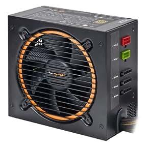 Be-Quiet Pure Power L8 CM 430W, 430 W, 480 W, 100 a 240 V, 120 mm, 1229 RPM, Activo (importado)