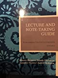 img - for Lecture and Note-Taking Guide (To Accompany CALCULUS CONCEPTS 2016-2017) book / textbook / text book
