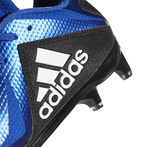 Chaussure De Football Adidas Homme Freak X Carbon Mid Noir / Blanc / Collégial Royal