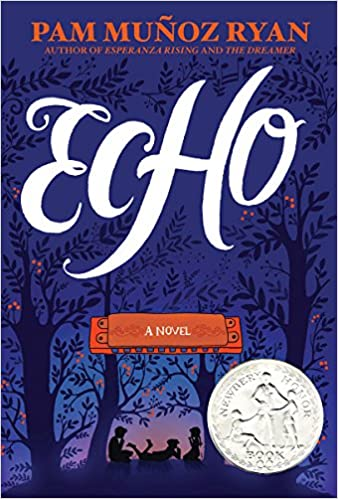 Image result for echo by pam munoz ryan
