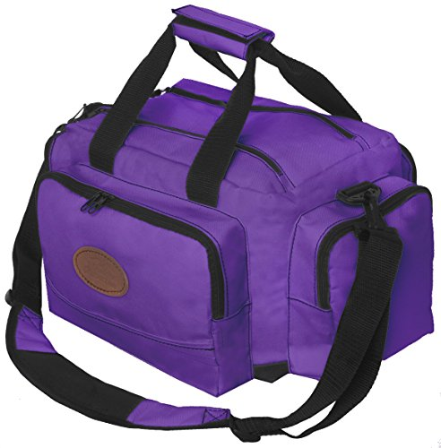 The Outdoor Connection Deluxe Range Bag, Purple