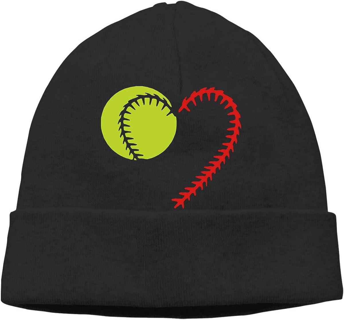 Mens and Womens Baseball Softball Lace Knitted Cap Comfortable Skiing Cap