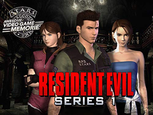 Resident Evil Series Vol. 1 (Codes & Dreamcast Cheats)