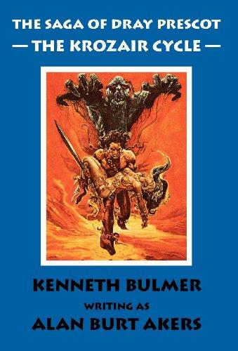 The Krozair Cycle [The Saga of Dray Prescot Omnibus #4]