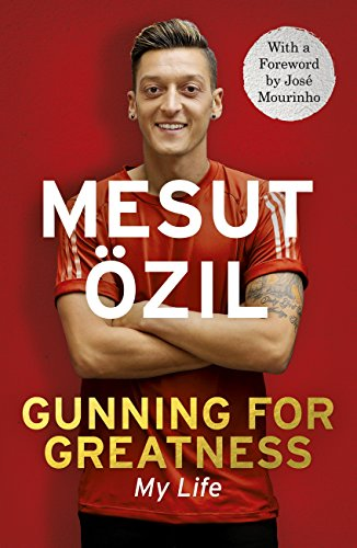 Amazon gunning for greatness my life with an introduction by gunning for greatness my life with an introduction by jose mourinho by zil fandeluxe Images