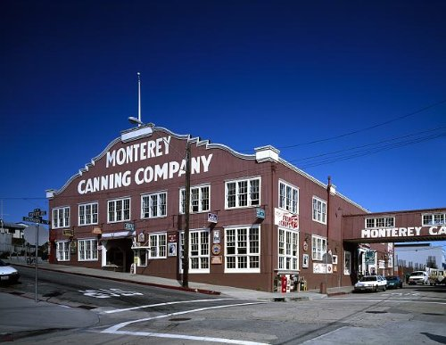 Photo: Building on Fabled Cannery Row,Monterey,California,CA,Monterey Canning - The Cannery Ca Monterey