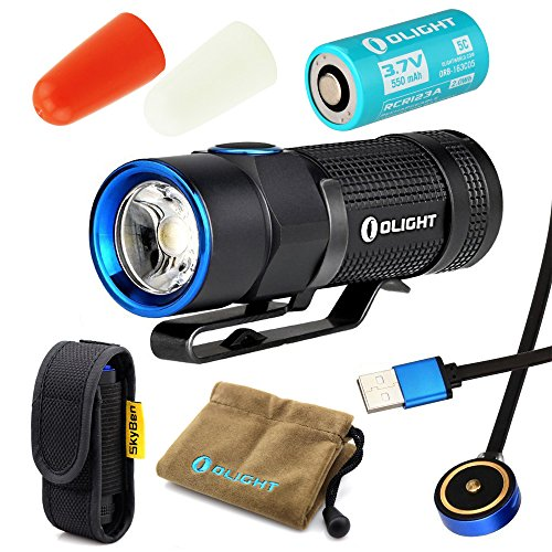 Bundle Rechargeable Flashlight Traffic Holster product image