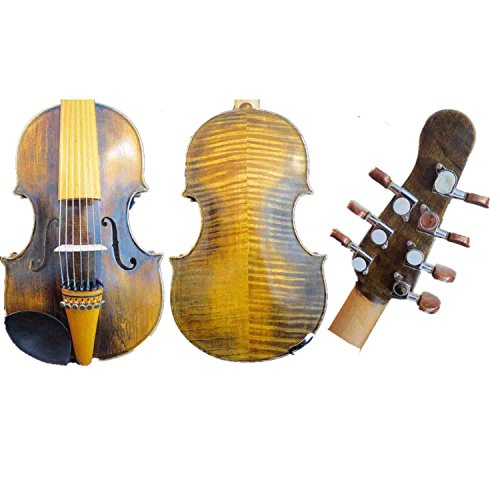 SONG Brand Master 7 Strings Viola 15'' Wider Body Rich Bigger Sound #11781 by Song