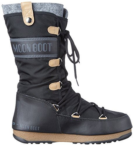 Women's Boot Tecnica Moon Black Monaco 1qRFC