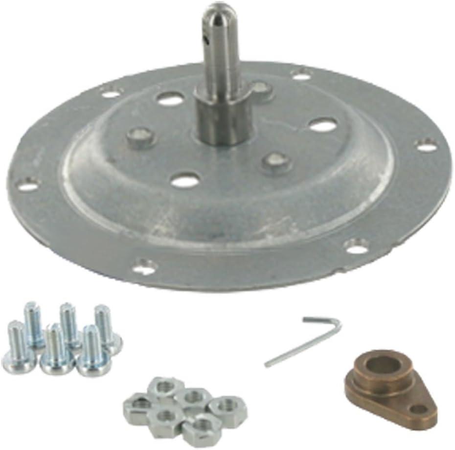 Indesit - Rodamiento trasero del eje del tambor de la secadora (remachado)