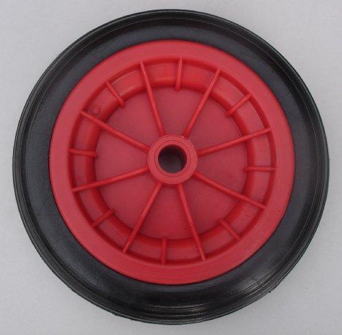 12 Solid Wheelbarrow Wheel made in uk by Keto Plastics