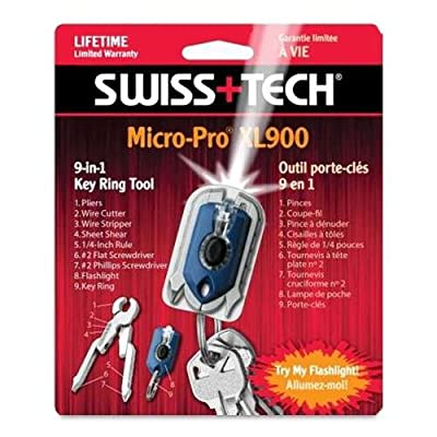 Swiss Tech Micro-Pro XL900 9-in-1 Tool Kit