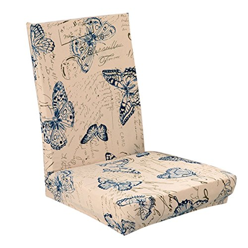 How To Recover Dining Room Chair Seat Butterfly