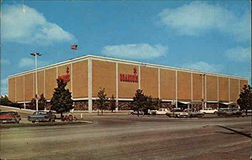 Brandeis Department Store, Crossroads Shopping Center Omaha, Nebraska Original Vintage - Shopping Nebraska Omaha