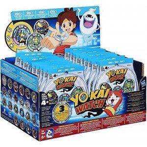 Yo-Kai Watch Series 1 YOKAI MEDALS Mystery Box by Yokai Watch