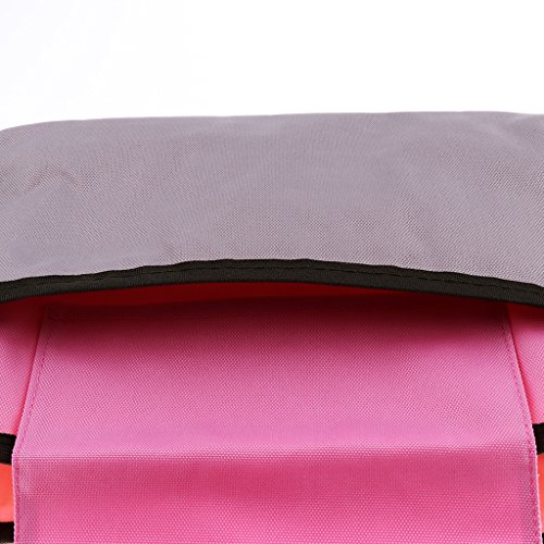 Baby Fenteer Mummy Buggy as Bag Pink Black Changing Bag Diaper Stroller Multifunction Nappy Shoulder described E0raFqwE