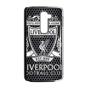 Liverpool Football Club Black LG G2 case