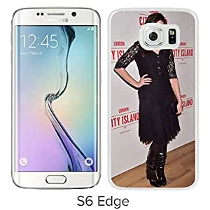 New Custom Designed Cover Case For Samsung Galaxy S6 Edge With Daisy Lowe Girl Mobile Wallpaper(213).jpg