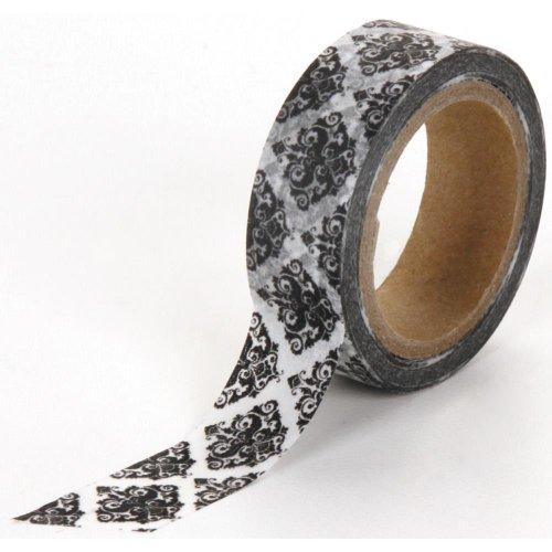 Washi Tape Roll 625 Damask product image