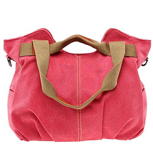 Bandoulière Main Porté rouge Rose Main Mode à Femmes KAXIDY et épaule Sac Khaki Sacs X6qvawF