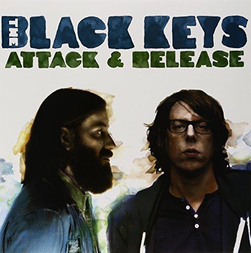 Vinilo : Black Keys - Attack & Release (Bonus CD, 2 Disc)