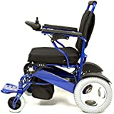 Geo Cruiser Lightweight Heavy Duty Personal Mobility Aid - Electric Wheelchair