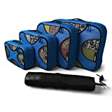 Best  - Travel Packing Organizers - Clothes Cubes Shoe Bags Review