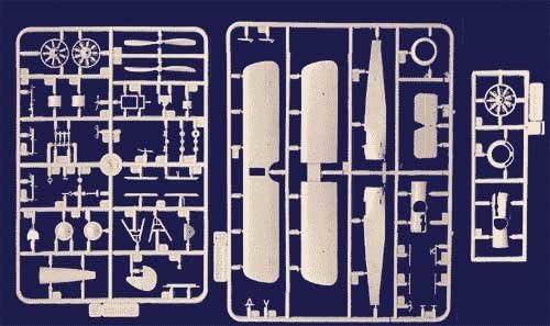 Roden 044/Model Kit Sopwith 2//°F1/Camel Ships Camel