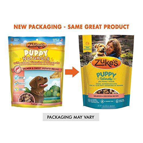 Zuke's Puppy Naturals Puppy Treats