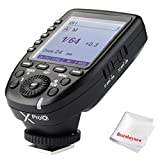 Godox Xpro-O TTL Wireless Flash Trigger for Olympus/Panasonic DSLR 2.4G Wireless X System Remote Trigger 1/8000s HSS TTL-Convert-Manual Function Large Screen Slanted Design