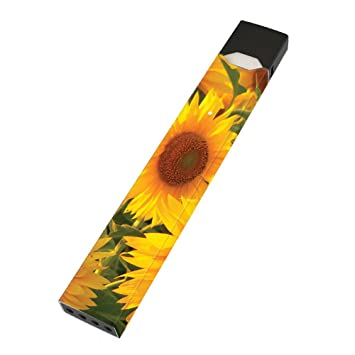 bf4b83c00 Skin for Pax Juul - Sun Flowers| MightySkins Protective, Durable, and  Unique Vinyl