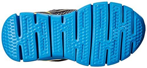 Skechers SynergyMini Dash - zapatilla deportiva de material sintético niño azul - Blau (NVBL)
