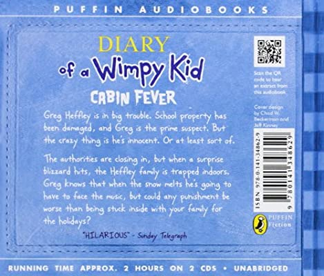 Amazon In Buy Cabin Fever Diary Of A Wimpy Kid Book 6 Book Online At Low Prices In India Cabin Fever Diary Of A Wimpy Kid Book 6 Reviews Ratings
