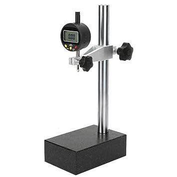 Digital Height Gauge 0~10mm High Precision Dial Indicator USB MINI-B Interface Digital Meter Altimeter with 00 Grade Marble Base