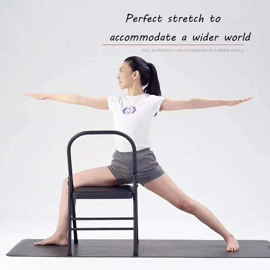 Pilates Taburete de Yoga, Silla Auxiliar Profesional de Yoga ...